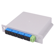 <b>PLC Splitter Storage Box, China PLC Box, PLC Optical Splitter Boxes</b>