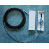 <b>FTTH Optical Fiber Fast Connector Box, FTTH Drop Cable Splice Box, FTTH Fiber Optic Cable Protection </b>