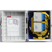 <b>Outdoor Fiber Optical Distribution Box with PLC Splitter 1:32, Optical Splitter Boxes 32 Core</b>