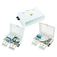 Fiber Optic PLC Splitter Box 16 Core, Fiber Optical Termination Box, Outdoor FTTH Box with PLC