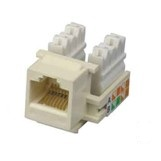 Cat5e Keystone Jack, Cat6 Keystone Jack