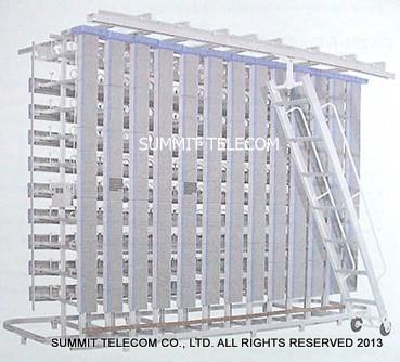 High Density Main Distribution Frame High Capacity