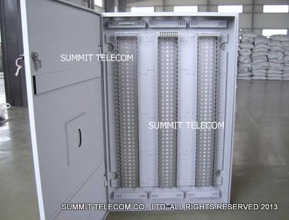 1200 Pair Main Distribution Box Cabinet For Krone Module