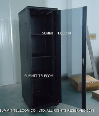 19 Inch Rack Mount Cat5e Cat6 Network Cabinet Summit Telecom
